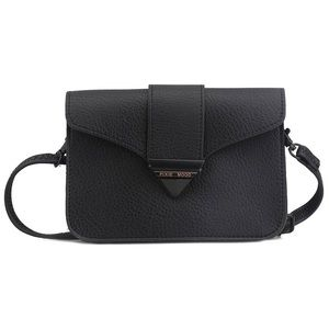 Pixie Mood Vegan Black crossbody Jacqueline purse